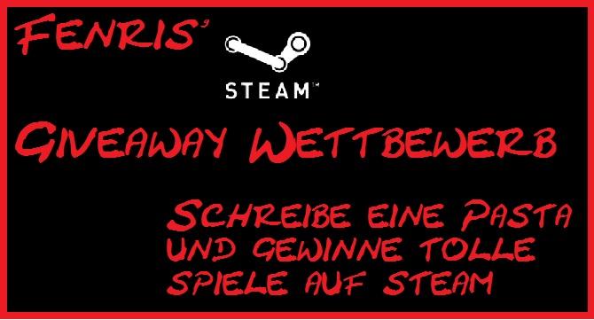 Fenris' Steam-Giveaway Schreibwettbewerb