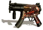 SCP 127: Die lebende Pistole