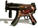 SCP-127: Die lebende Pistole