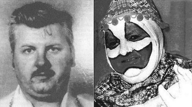"John Wayne Gacy ""El payaso asesino"""