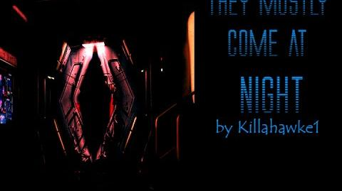 """""""They Mostly Come At Night"""" by Killahawke1"""