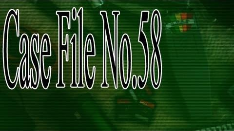 """""""Case File No.58"""" by Fear Of"""