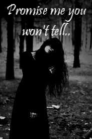 Promise me you won't tell