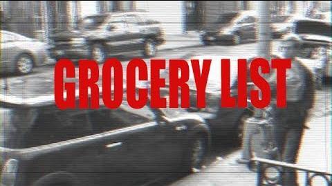 """""""Grocery List"""" Feat DeadJosey"""