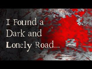 DEEP WOODS CREEPY ENCOUNTER - I Found a Dark and Lonely Road