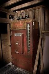 The Forgotten Vending Machine