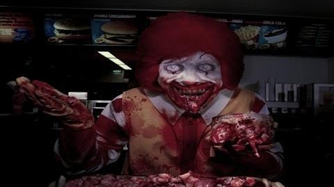 """McDonalds"" Creepypasta (German)"