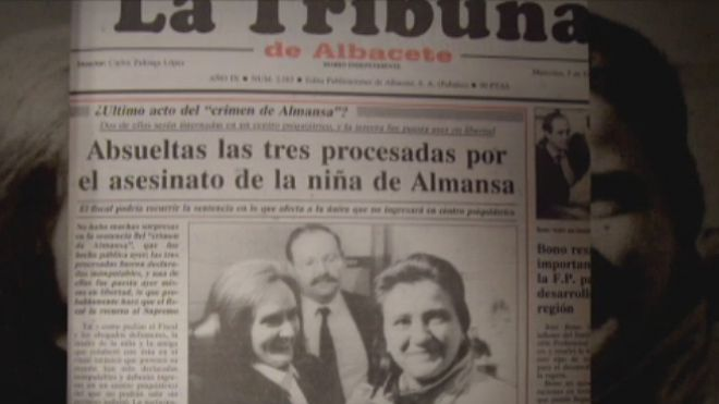 El exorcismo de Almansa