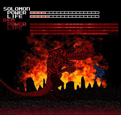 NES Godzilla - Rozdział 8 Finał 2/2