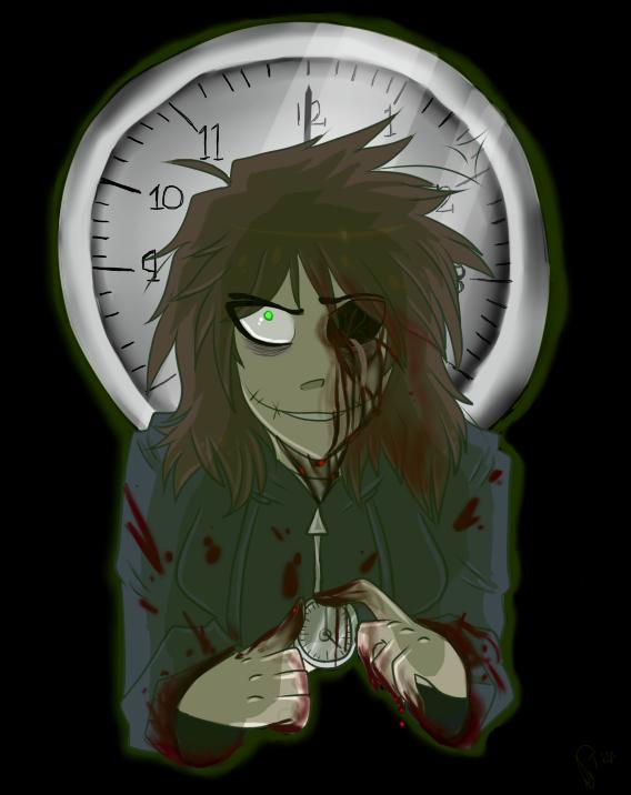 Clockwork - Twój czas minął