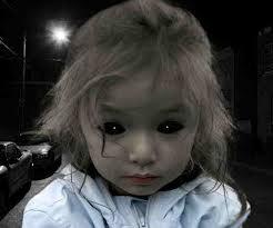 Eyes as Black as Night
