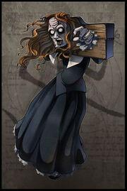 "Libra – La Peregrina – ""The Pilgrimess"".jpg"