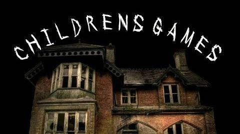 """""""Children's Games"""" by EmpyrealInvective (Narrated by KingSpook)"""