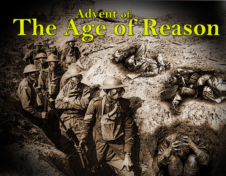 Advent of the Age of Reason