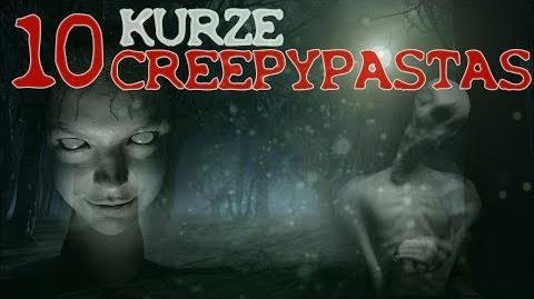 10 Kurze Creepypastas CREEPYPASTA-COMPILATION GERMAN DEUTSCH