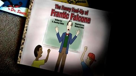 """""""The Funny Foul-Up of Frantic Falcone"""" by K"""