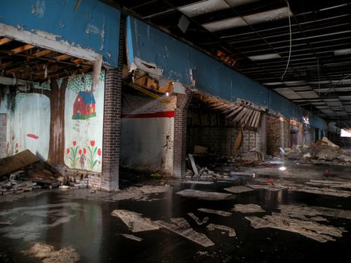 The Decaying Mall
