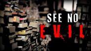 """""""See No Evil"""" Horror Story Creepypasta"""