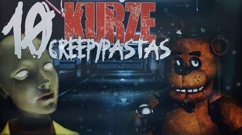 10 Kurze Creepypastas - CREEPYPASTA COMPILATION GERMAN DEUTSCH