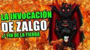 LA INVOCACIÓN DE ZALGO El fin de la tierra!!