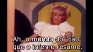 Xuxa - Doce Mel de trás pra frente (backmasking)