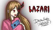 LAZARI Draw My Life Creepypasta