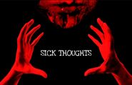 Illustration for Sick Thoughts by Kobal