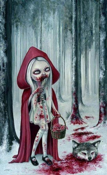 Little Bloody Riding Hood