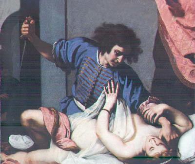 L'omicidio del quadro