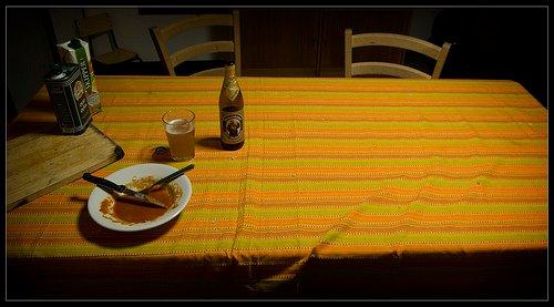 Cenare in Solitudine