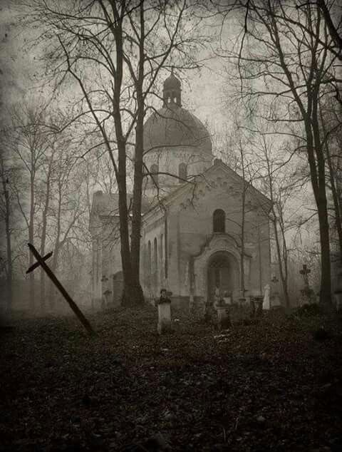 A Guide To Exploring Abandoned Churches