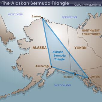 Mappa Dell Italia Wikipedia.Il Triangolo Dell Alaska Creepypasta Italia Wiki Fandom