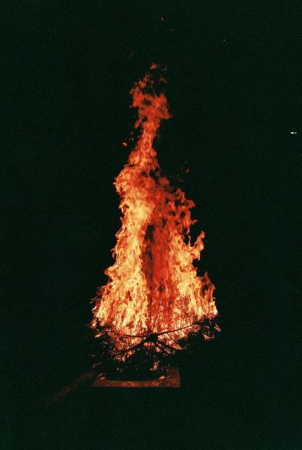 Cuore di fiamma