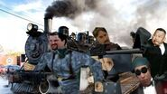 Guards N' Retards Le train breach