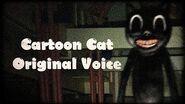 Cartoon Cat Original Voice