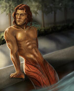 Tharion By Pallasillustration