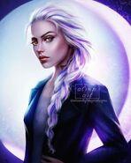 Danika Fendyr by Alrun art