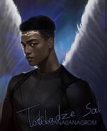 Isaiah by Morgana0anagrom