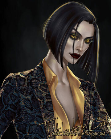 The Viper Queen by Morgana0anagrom.jpeg