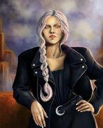 Danika by pallasillustration