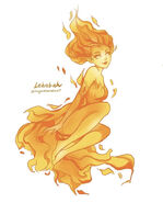 Lehabah By Margaretmoralesart