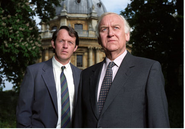 Inspector Morse and DS Lewis