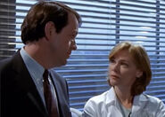 DS Robbie Lewis with Dr Laura Hobson in The Remorseful Day