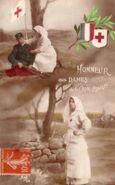Honneur à la Croix-Rouge-1915