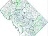 List of neighborhoods of the District of Columbia by ward