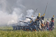 Bataille Waterloo 1815 reconstitution 2011 3