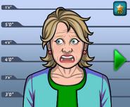 Mary mugshot