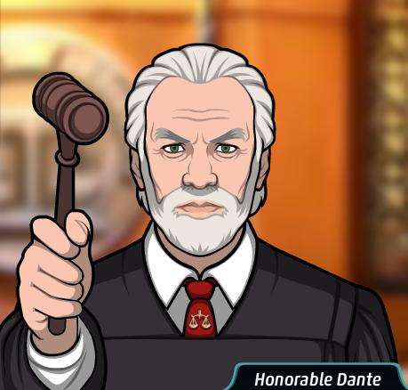 Edward Dante
