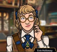 Evie Holloway