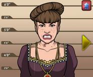 Lady Highton mugshot